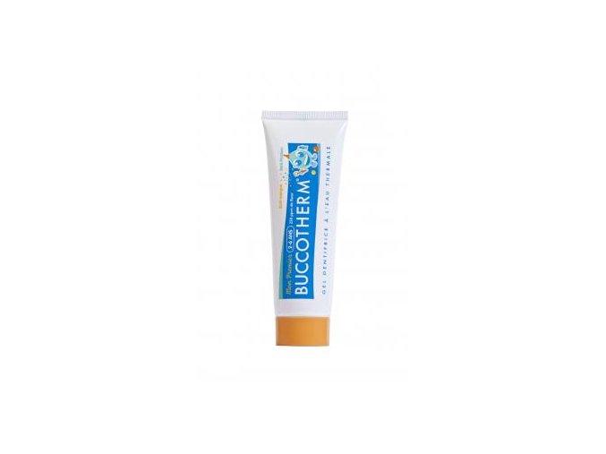 Zubní gelová pasta BUCCOTHERM pro děti od 2 do 6 let