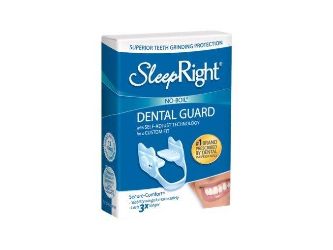 Zubní dlaha proti skřípání zubů SleepRight Secure Comfort
