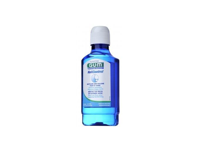 Ústní výplach proti zápachu z úst GUM HaliControl 300 ml