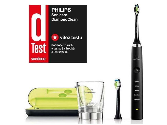 Philips Sonicare DiamondClean Black