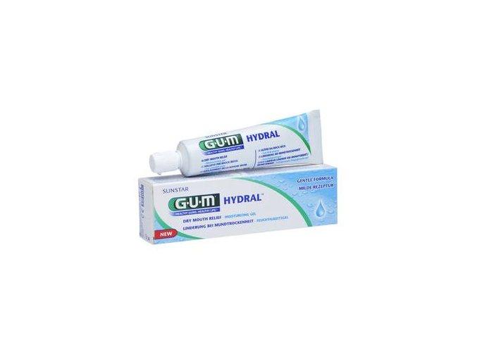 Zubní gel na suchá ústa GUM Hydral