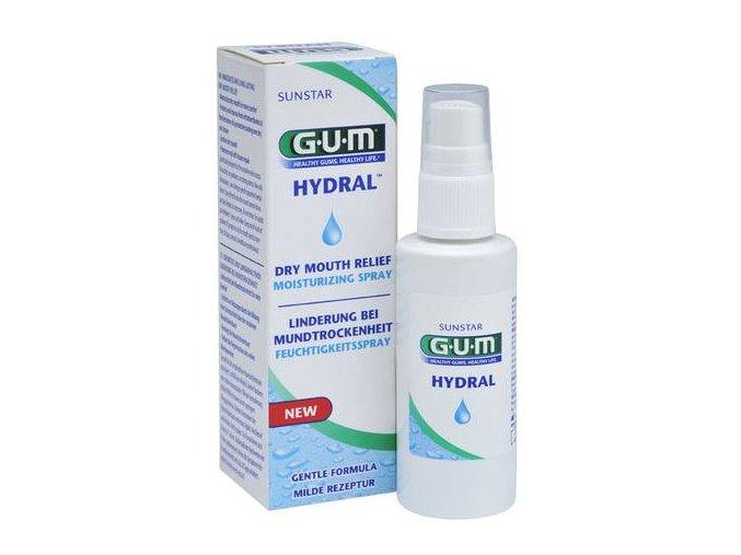 Sprej na suchá ústa GUM Hydral 50 ml.