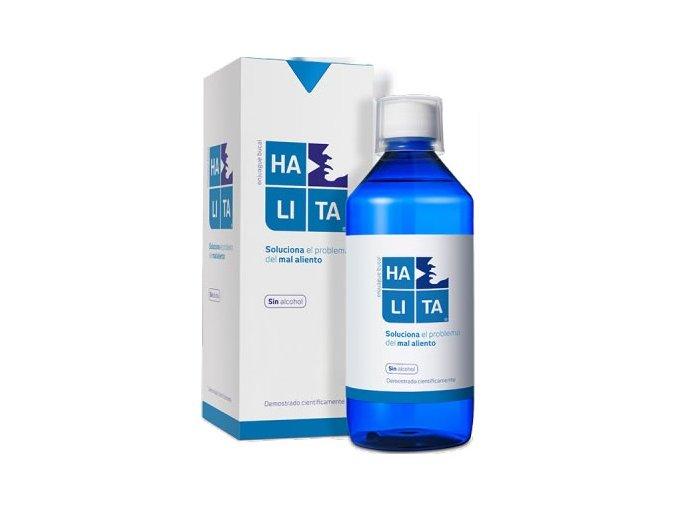 Ústní voda Halita proti zápachu z úst