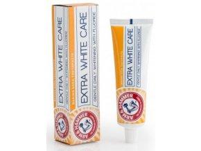 Zubní pasta pro kuřáky Arm Hammer Extra White Care