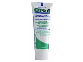 Bělicí zubní pasta GUM Original White 75 ml