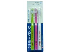 Zubní kartáček Curaprox CS 5460 Ultra Soft 3 ks