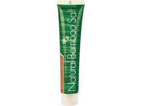 Zubní gel proti krvácení dásní Přírodní bambusová sůl