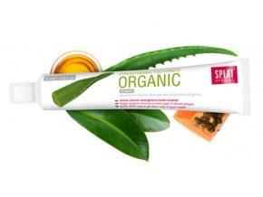 Zubní pasta Splat Organic pro těhotné a kojící ženy