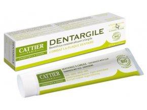 Přírodní reminelizační zubní pasta s bílým jílem a anýzem