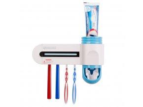 Automatický dávkovač zubní pasty s UV sanitizérem Helpmation GFS 30201