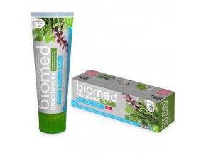 Přírodní zubní pasta Biomed Biocomplex