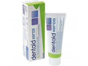 Zubní pasta pro suchá ústa DENTAID XEROS 75 ml.