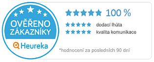 Heureka.cz Ověřeno zákazníky