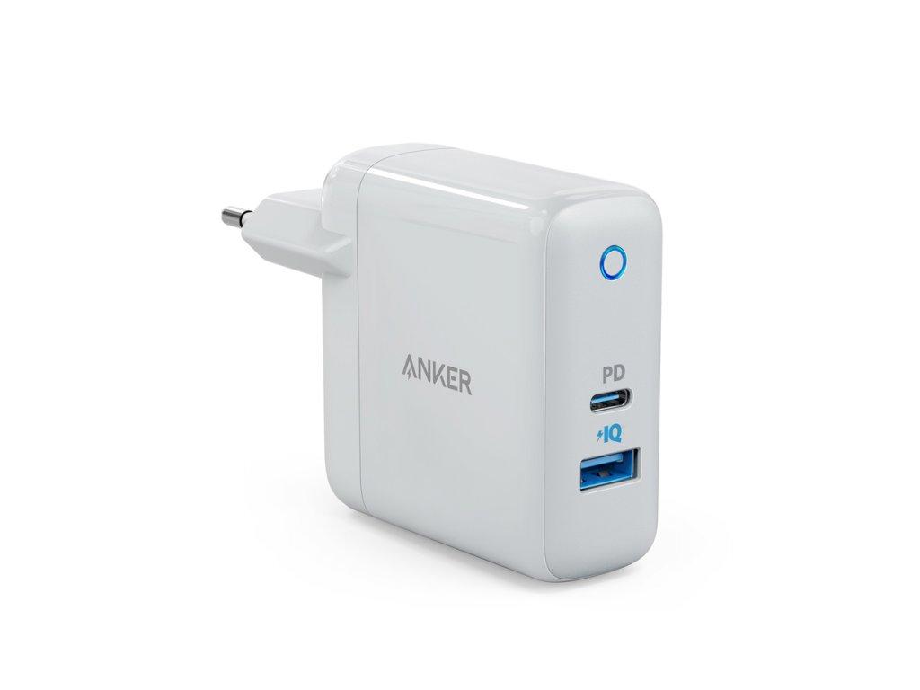 Anker PowerPort Speed+ Duo 42W nabíječka 1