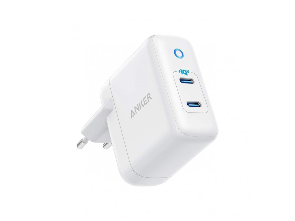 Anker PowerPort III Duo (2 USB) 36W nabíječka 1