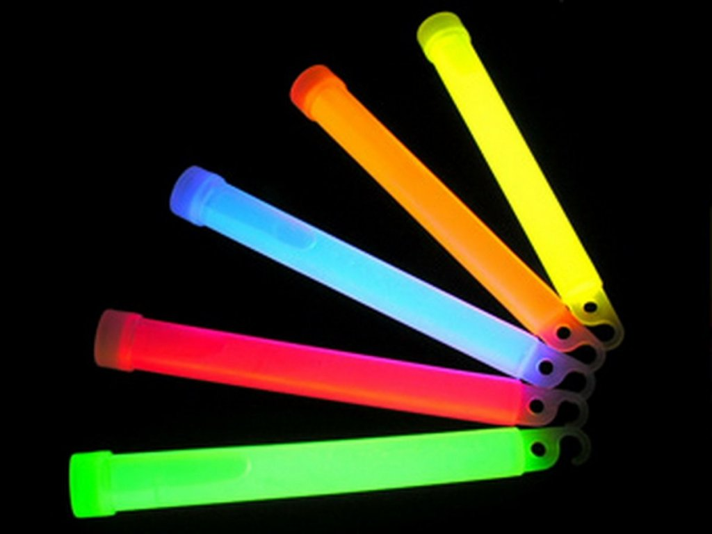 6 glow stick