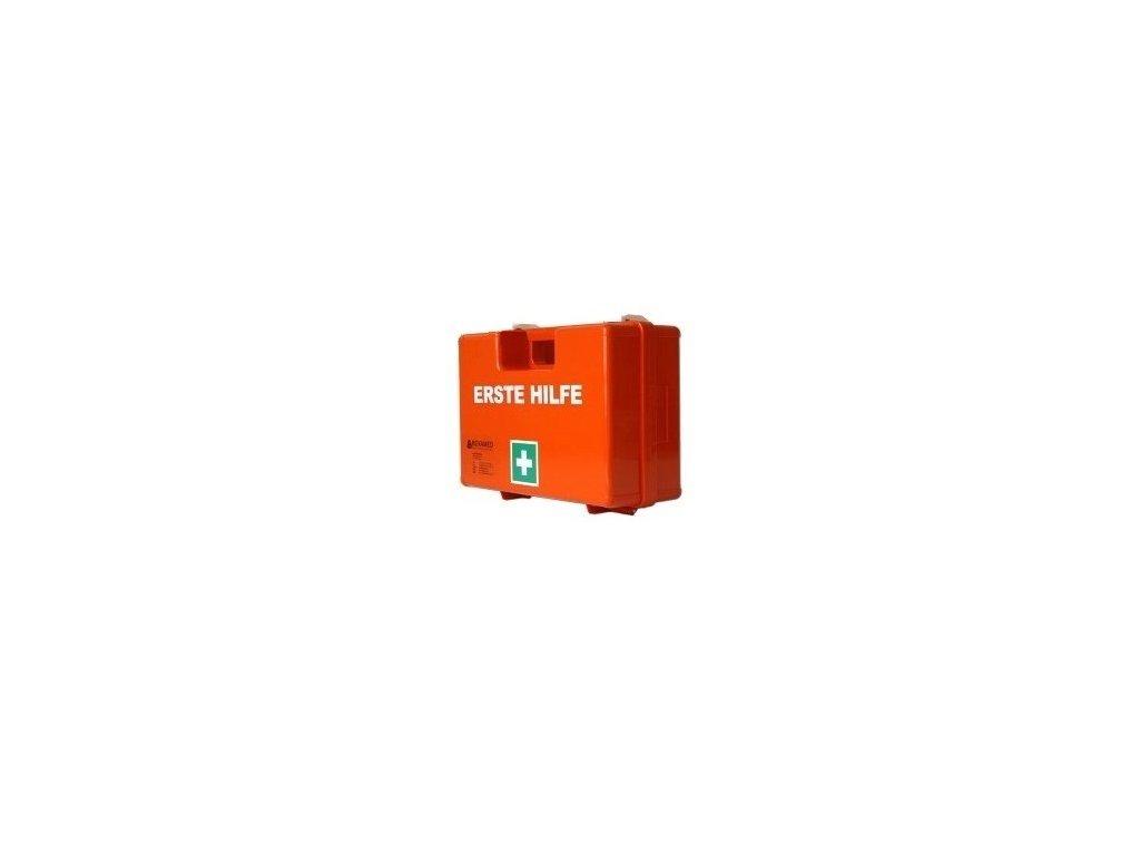 Zdravotnický kufřík - oranžový - DIN 13157