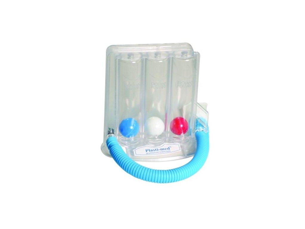 respirační trenažér plasti med