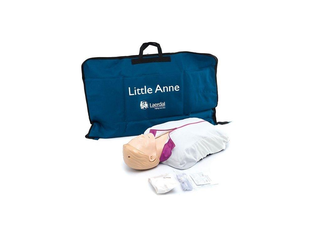 Little Anne QCPR resuscitační figurína