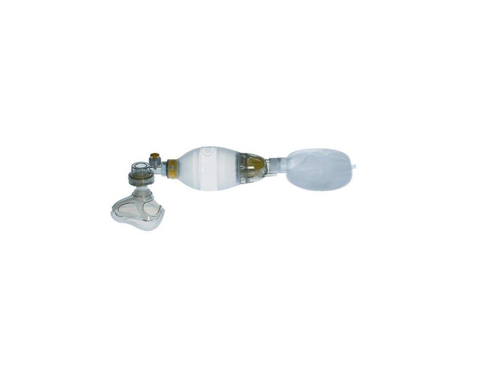Laerdal silikonový dýchací vak s maskou - dětský