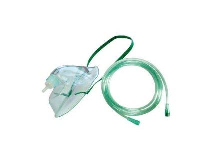 Maska 10 ks kyslíková pro dospělé