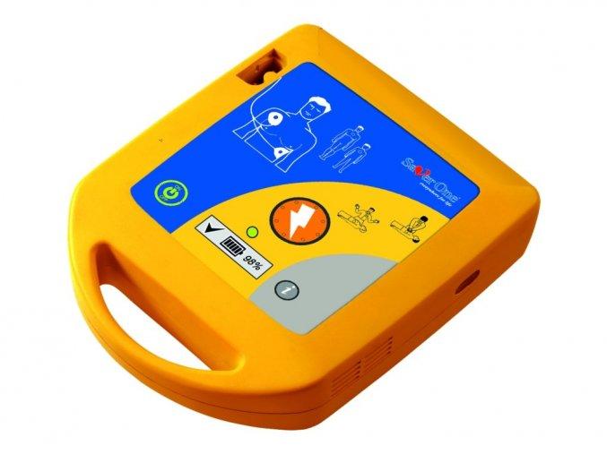 AED Defibrilátor Saver One 200J