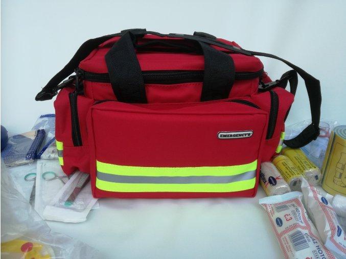 Vybavená zdravotnická taška LIGHT