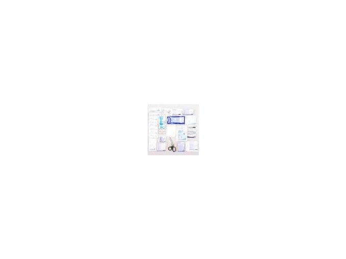 Lékárnička na pracoviště ALFA-RESCUE  pro 20-100 osob 40x30x16.5 cm