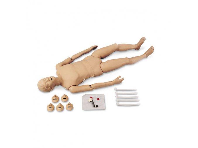celotelova figurina pro nacvik zachrannych technik a resuscitace