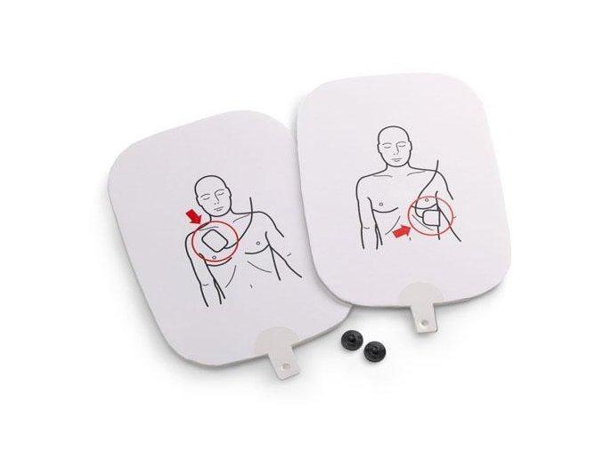 PRESTAN  AED ULTRA a PRESTAN  AED PROFESSIONAL  náhradní elektrody cvičné - dospělý