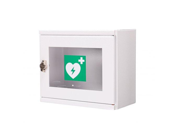 Skříňka na defibrilátor (AED) bez alarmu - ALFA RESCUE