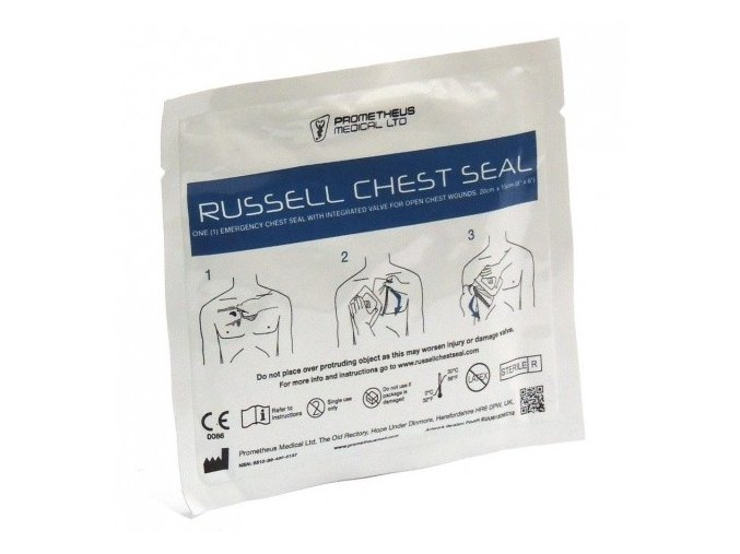 chest seal russel obal