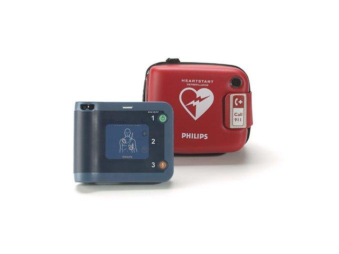 AED defibrilátor Philips HeartStart FRx  aed defibrilator philips heartstart frx