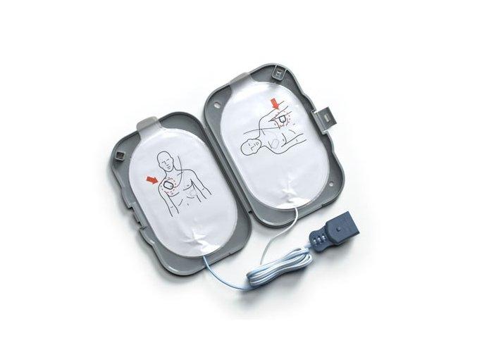 Náhradní elektrody k HeartStart FRx