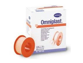 Klasická náplast na cívce Omniplast® 2,5 cm x 5 m