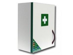 Lékárnička na zeď - závěsná - firemní