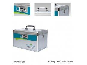 kufr pro první pomoc hliníkový
