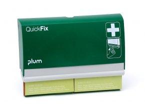 Dávkovač náplastí QUICKFIX - box na náplasti 90 ks