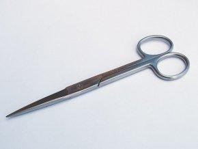 Operační nůžky rovné, hrotnato - hrotnaté 11,5 cm