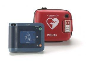 AED defibrilátor Philips HeartStart FRx + brašna v ceně  aed defibrilator philips heartstart frx