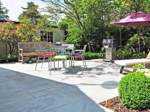5 nápadů, jak zkrášlit zahradu spomocí přírodního kamene