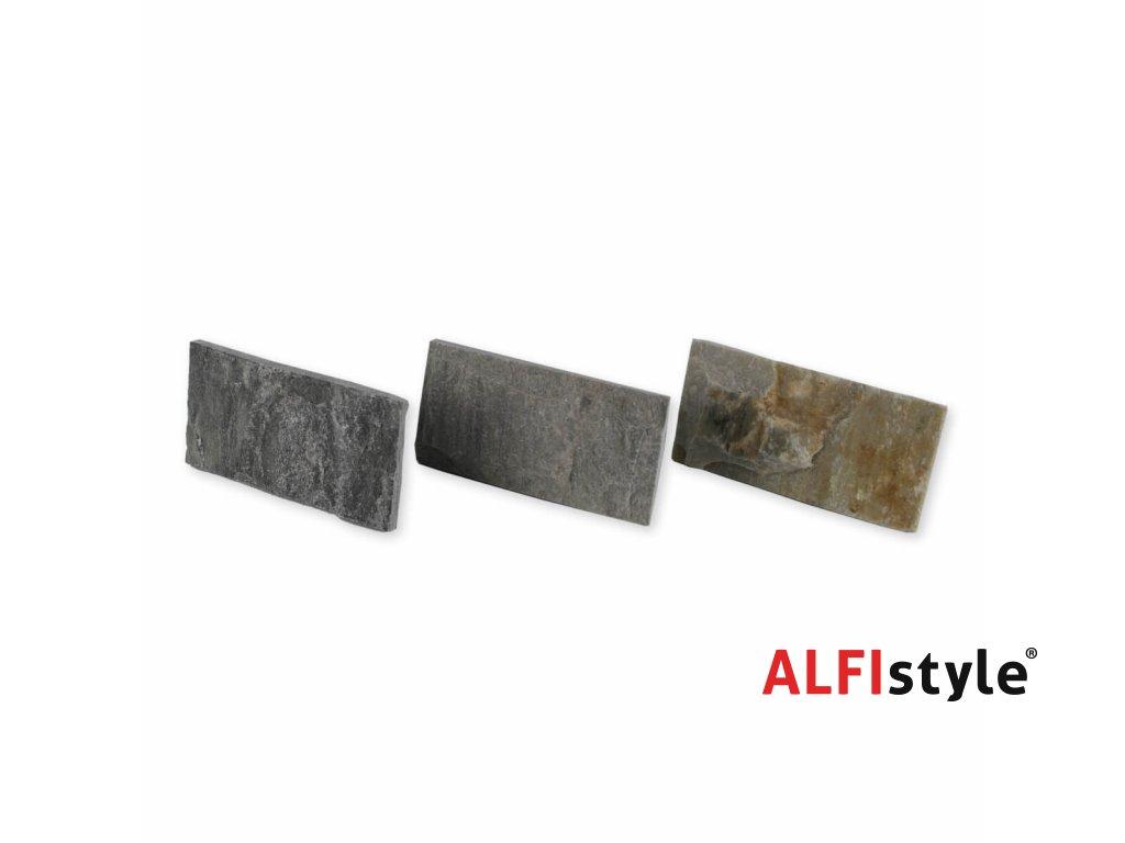 Kamenny obklad, kvarcit SEDOZLUTY BL015 VZOREK