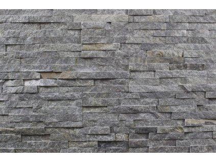 kamenný obklad kvarcit šedý BL009