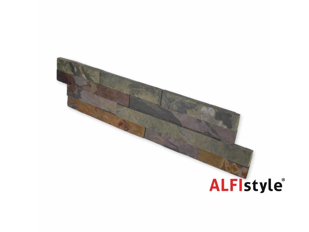 Kamenny obklad bridlice multicolor ES003 4