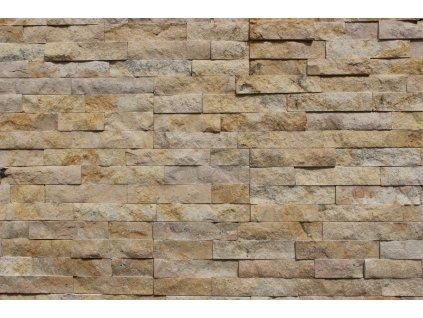 kamenný obklad travertin béžový BL008