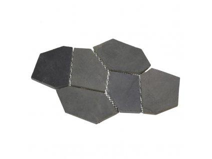 Kamenna dlazba cerna bridlice BL101 2