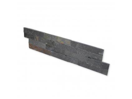 Kamenný obklad cerna bridlice ES001 4