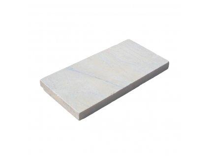 Kamenná dlažba z mramoru Yellow, 30x15 cm, hrúbka 2,5 cm, NH103 - VZORKA