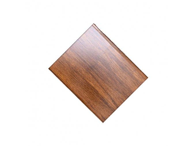 Dřevěná podlaha z lisovaných bambusových vláken, Click&Lock systém VZOREK
