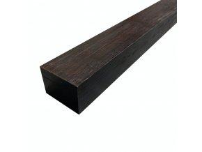 Podkladový hranol z bambusu pre terasové dosky